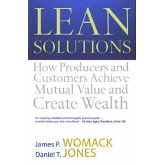Lean Thinking cover