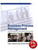 Business Process Management by John Jeston