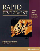 Rapid Development: Taming Wild Software Schedules by Steve C. McConnell